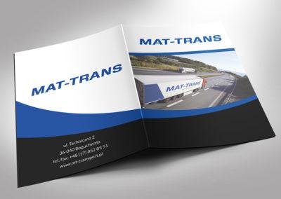 MAT-TRANS – teczka