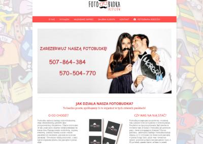 Fotobudka Rzeszów – WWW