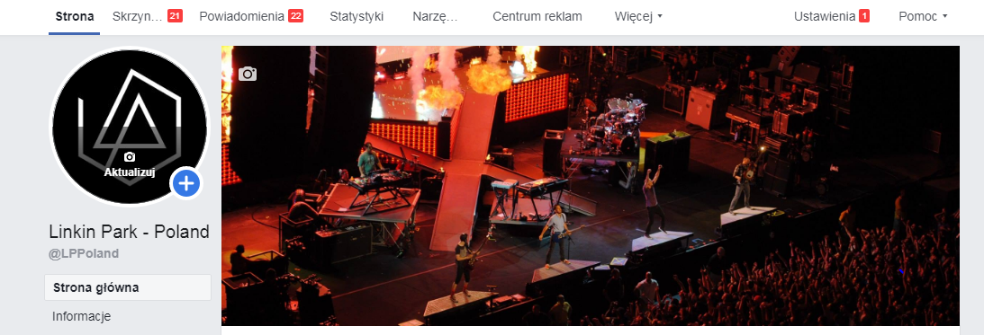 Linkin Park Poland