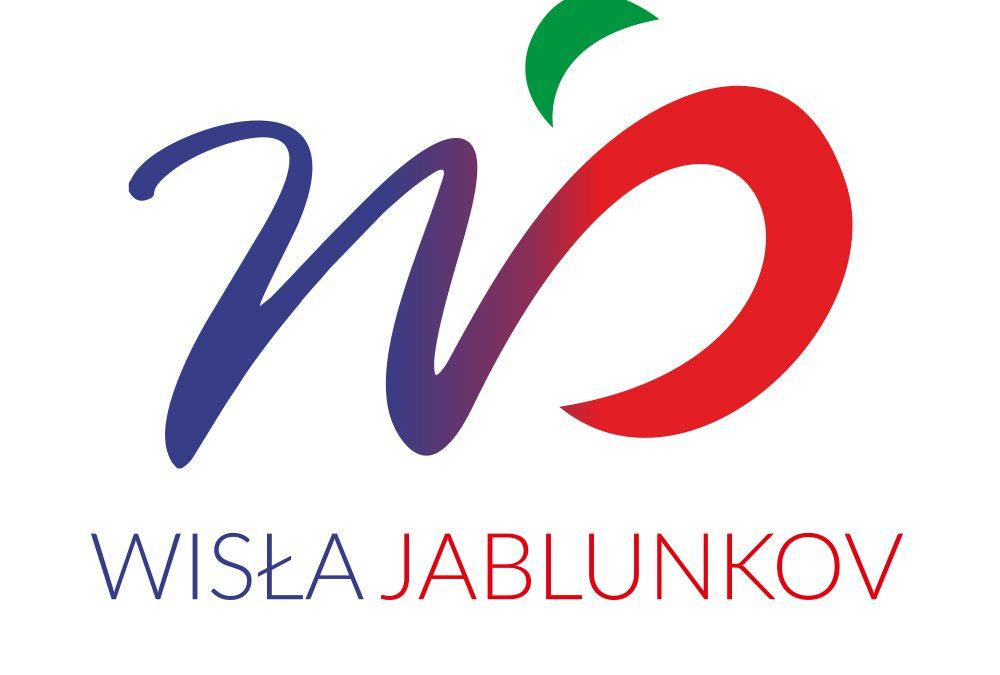WYGRAŁEM – Logotyp współpracy partnerskiej miasta Wisła i Jabłonków